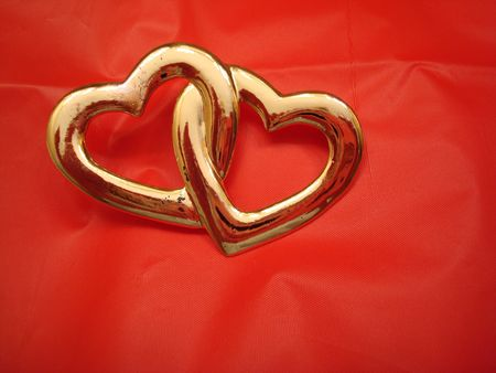 Two Entwined Hearts
