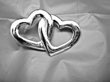 Gray Hearts