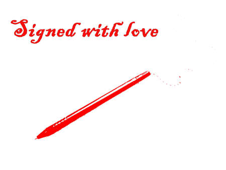 signed: Signed With Love