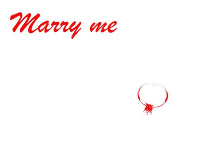 marry me: Marry Me