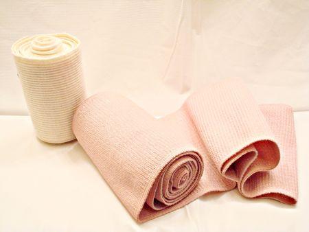 Bandages Stock Photo