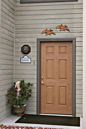 Beach Front Door