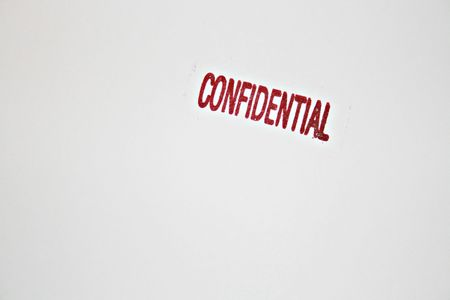 Stamped Confidential