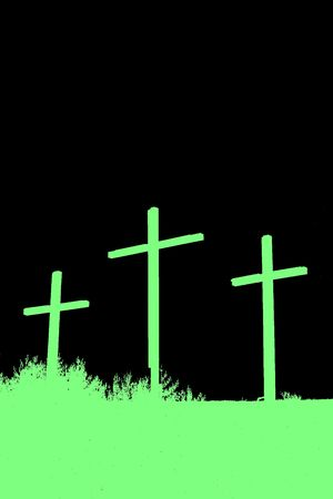 Abstract Crosses Reklamní fotografie