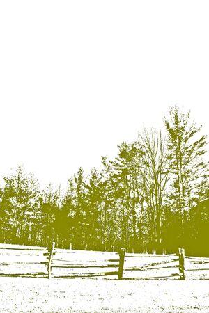 fenceline: Fence Landscape