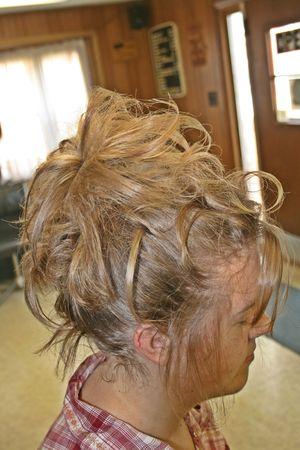 Hairstyle Фото со стока - 3052305