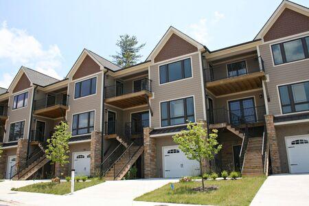 home building: Condos