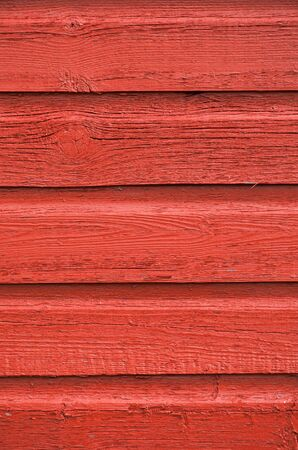 painted wood: An abstract image of red painted wood.
