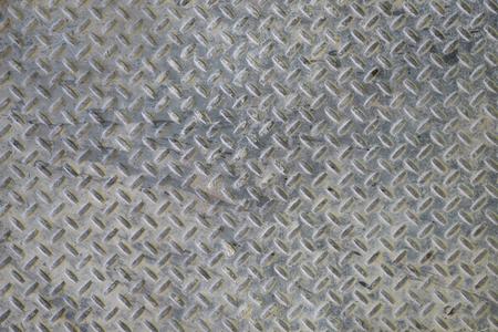 Steel Floor Grating Texture