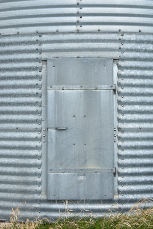 Industrial Steel Door