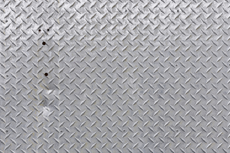 Shiny Metal Grate Texture Stock Photo
