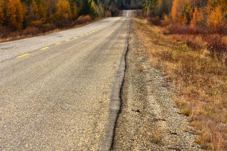 Old Deserted Highway