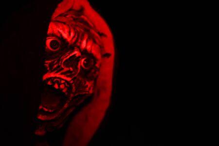 Creepy Halloween Monster