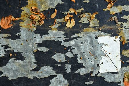 Old Faded Metal Texture