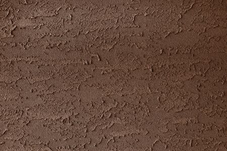 Dark Brown Stucco Wall Texture