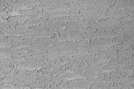 Grey Stucco Wall Abstract