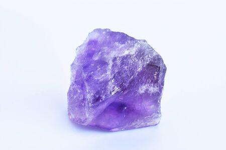 Amethyst Crystal Close Up