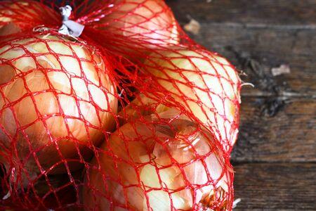 White Onions Close Up