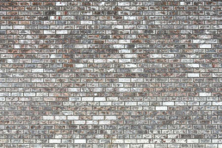 Old Faded Brick Wall Abstract