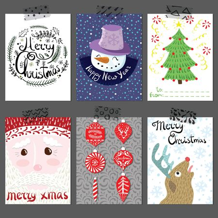 Vector collection of christmas poster templates christmas set vector collection of christmas poster templates christmas set royalty free cliparts vectors and stock illustration image 68607750 maxwellsz
