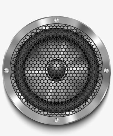 equipo de sonido: Icono del altavoz