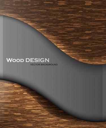 Light wood background pattern texture illustration