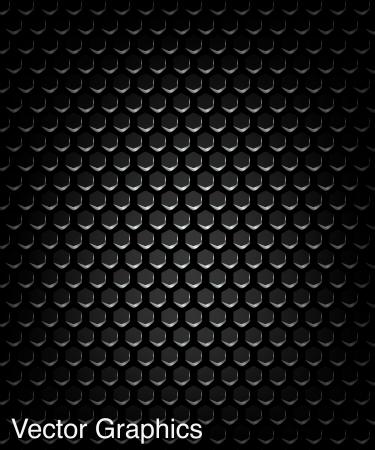 Speaker grill texture   Illustration Stock Vector - 14177910