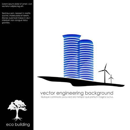 buildings design Stock Vector - 14177374