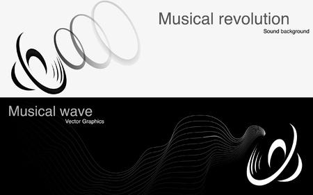 speaker box: altavoz y el icono de las ondas de sonido