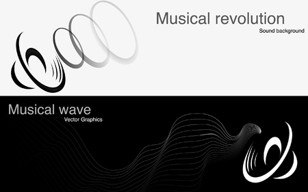 speaker and sound waves icon Vector
