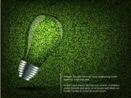 Green Energy Ilustracja