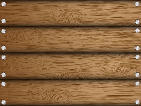 old wooden door: wooden texture  board with screws