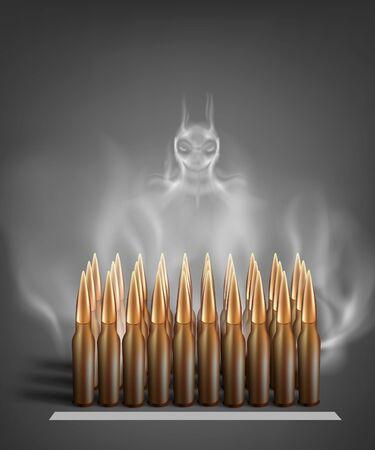 탄약: 사탄의 연기 육군 탄약