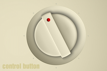Vector control button Vector