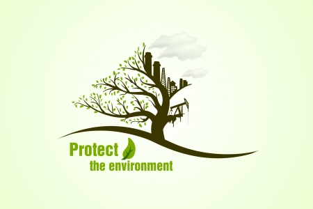 poison sea transport: Protect the environment  the concept of green
