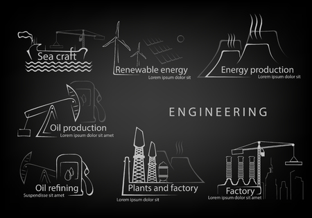 hydroelectric: set of engineering engineering in production and citizenship