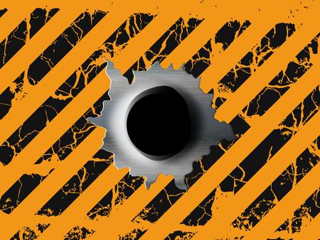 hitman: Single bullet holes