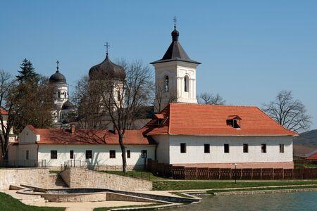 Capriana monastery, Molodova