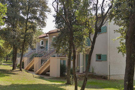 naturism: Residential appartments for summer holidays in Istra, Croatia