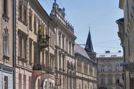 lviv: Old Lviv architecture, Western Ukraine