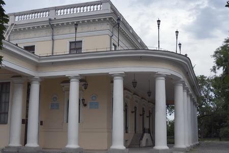 vorontsov: Vorontsov Palace in Odessa, Ukraine