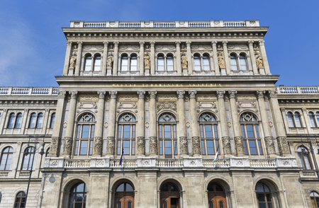learned: Hungarian Academy of Sciences (MTA) in Budapest, the most important learned society of Hungary.