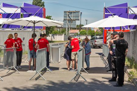 Kyiv Wine Festival by Good Wine in Ukraine. Editorial
