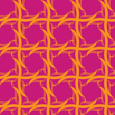 seamless background with abstract patterns Illustration