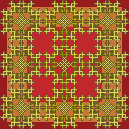 celtic background: Seamless background with celtic pattern
