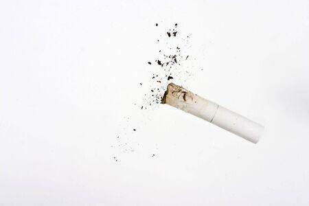 Cigarette isolated
