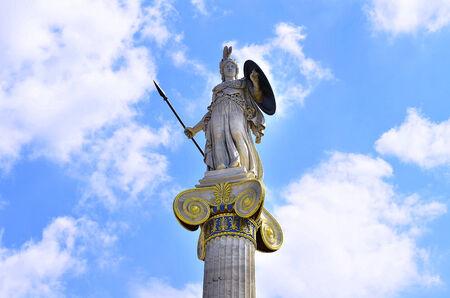 deesse grecque: D�esse grecque de la guerre