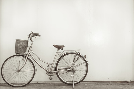 cruiser bike: bicycle vintage Stock Photo