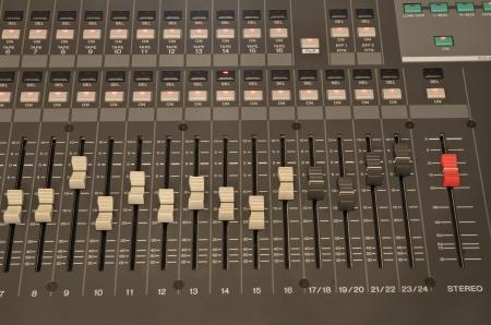 mixing in studio thailand photo