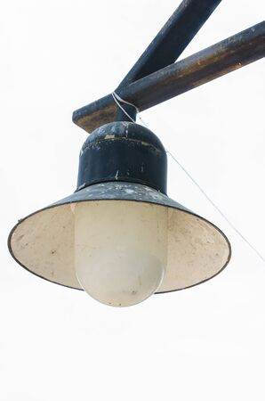 electric fixture: Exterior wall lamp